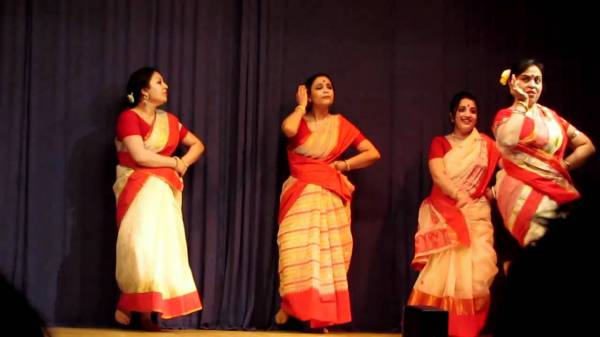 Народные танцы Бангладеша