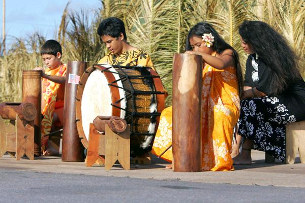 Танцы солнечного Таити