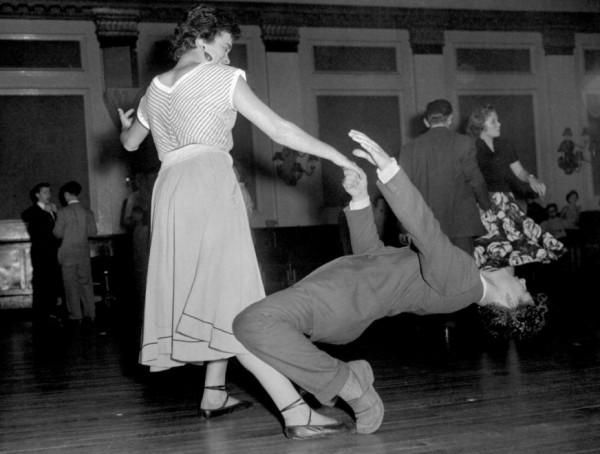 Танцы 40-50 годов