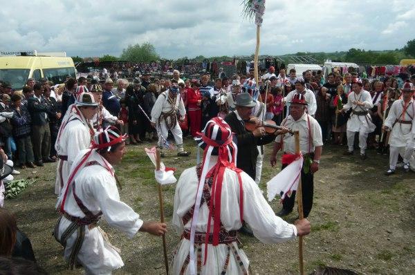 Румынские традиционные танцы