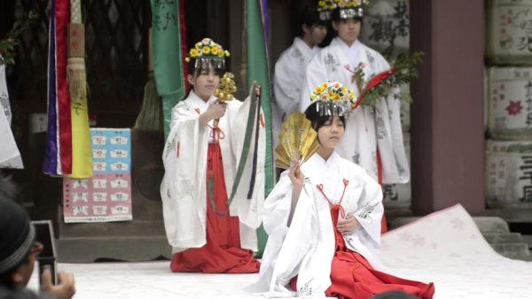 Религиозные танцы
