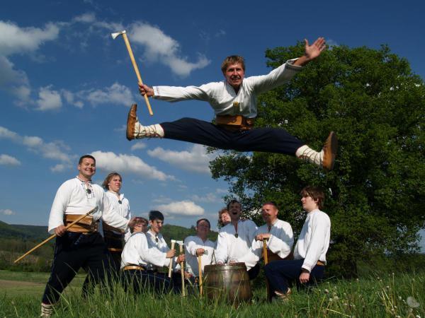 Танцы румынской Валахии