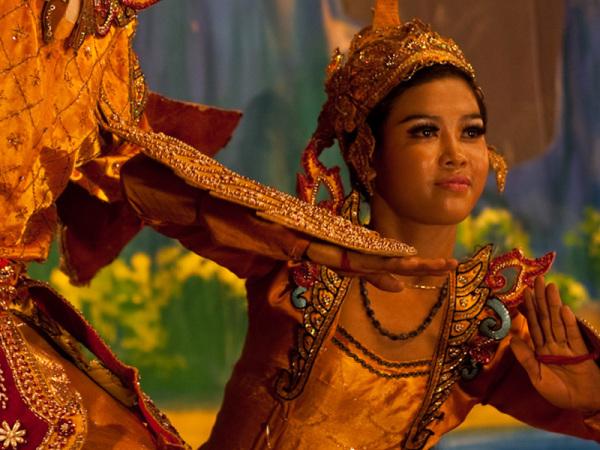 Танец древнего Пагана