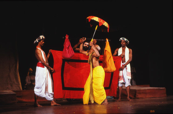Современные санскритские драмы