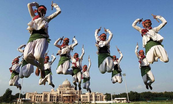 Танцы в мусульманском мире