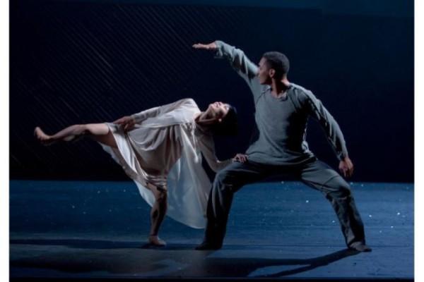 Королевский шведский балет исполняет «Ромео и Джульетта»