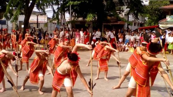 Этнический танец