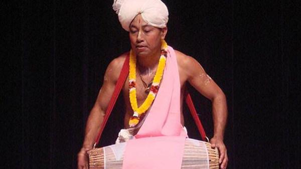 Танец манипури