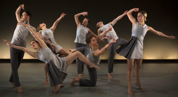 Контемпорари или современный танец