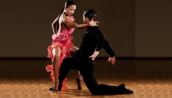 Жгучие и страстные латиноамериканские танцы