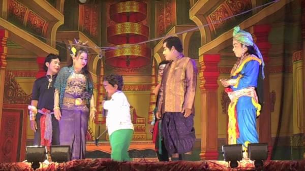 Камбоджийский театр лакхон бассак