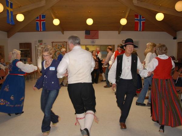 Скандинавские танцы