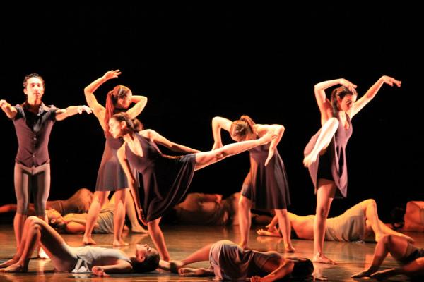 Австралийские современные танцы