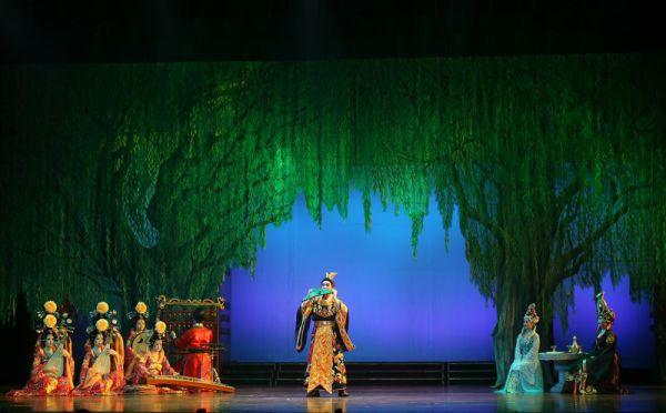 Танцы времен династии Тан