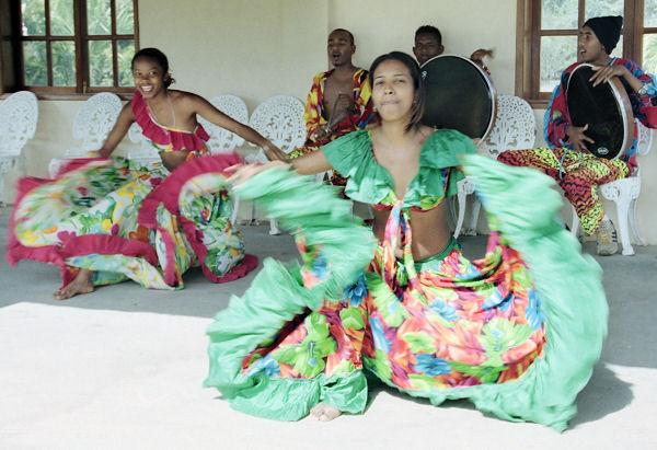 Танцы на Сейшелах