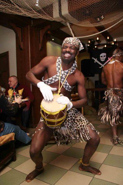 Танцы Зимбабве