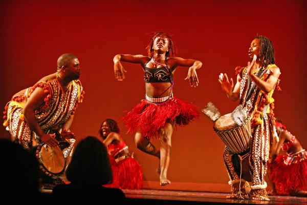 Ритмы африканских танцев