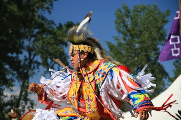 Танцы ирокезов