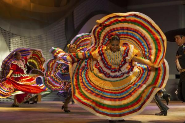Танцы народностей Латинской Америки