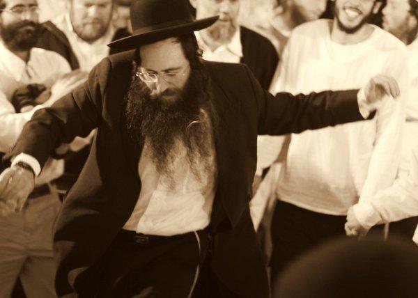 Традиционные танцы евреев