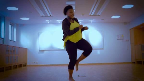 Танцы после беременности