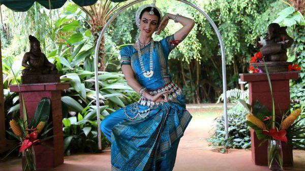 Индийские храмовые танцы