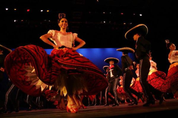Мексиканский Ballet Folklorico