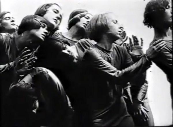 Экспрессионизм в современном танце начала 20 века