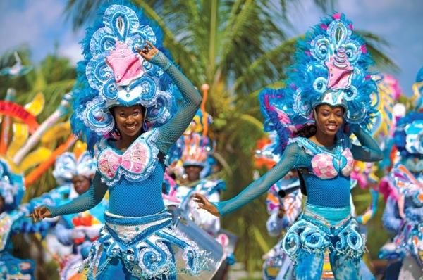Танцевальный фестиваль джанкану