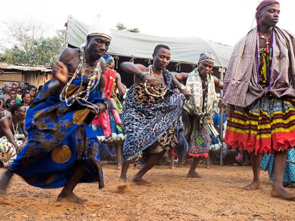 Танцы Бенина