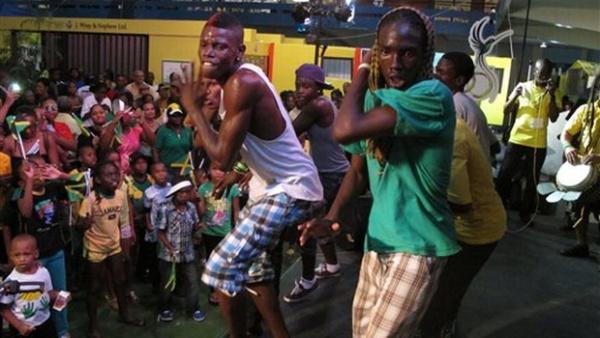 Ямайские танцы