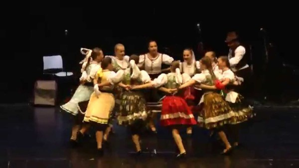 Словацкие народные танцы