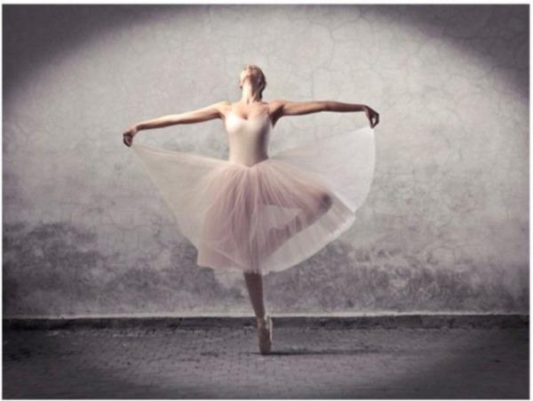 Балерина