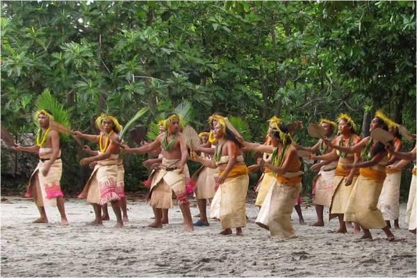 Танцы Соломоновых островов