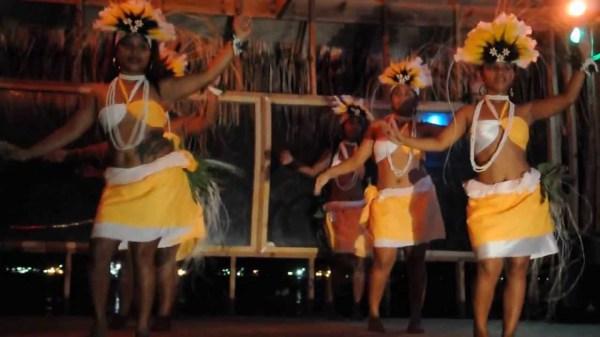 Танцы Маршалловых островов