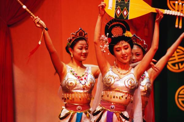 Китайские танцы