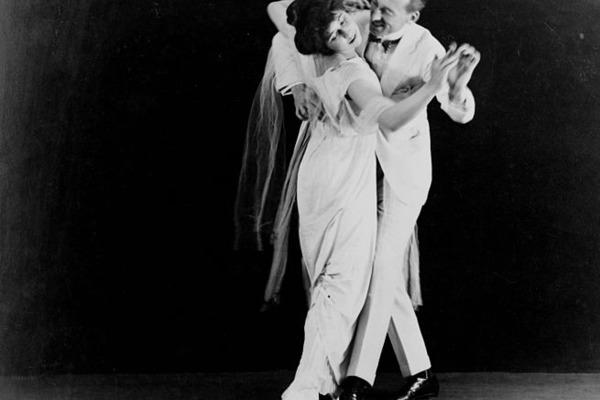 Танцы начала XX века