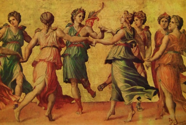 Классические греческие танцы