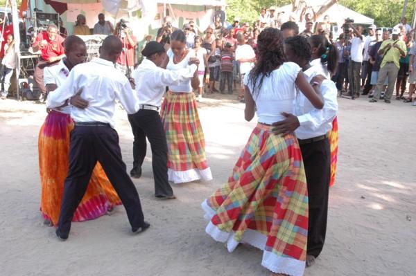 Социальные танцы в Латинской Америке