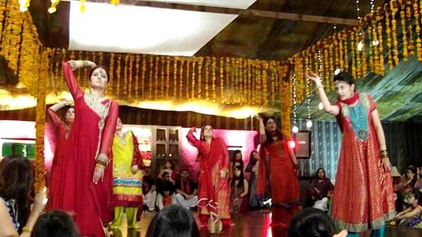 Танцы Пакистана