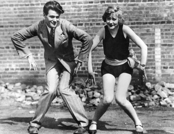 Чарльстон - танец 1920-х годов