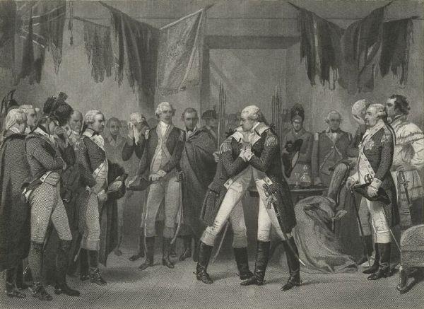 Танцы в колониальной Америке 18 века