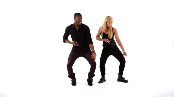 Танец-пантомима азонто