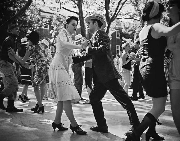 Танцы эпохи джаза