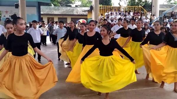 Танцы в Латинской Америке