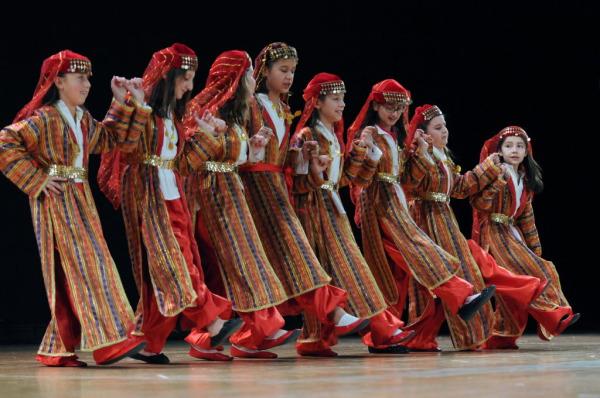 Турецкие народные танцы
