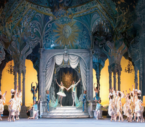 Американский балет 19 века