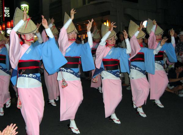 Танец кагура