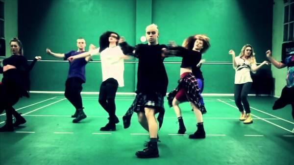 Создание хореографии