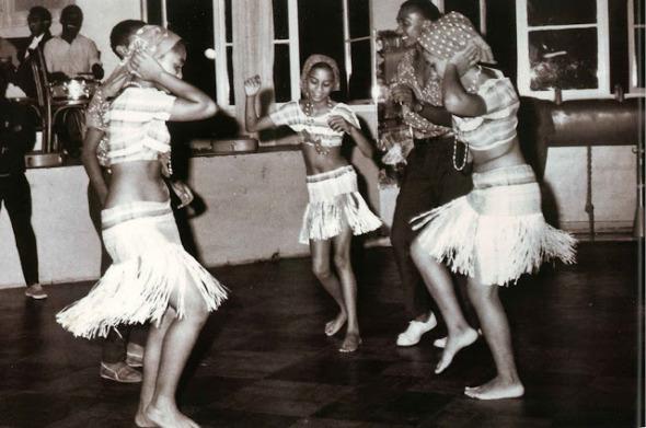 Marrabenta - танец сопротивления в Мозамбике
